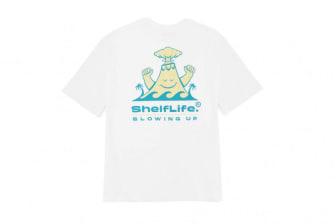 Shelflife S20 Blowing Up Tee