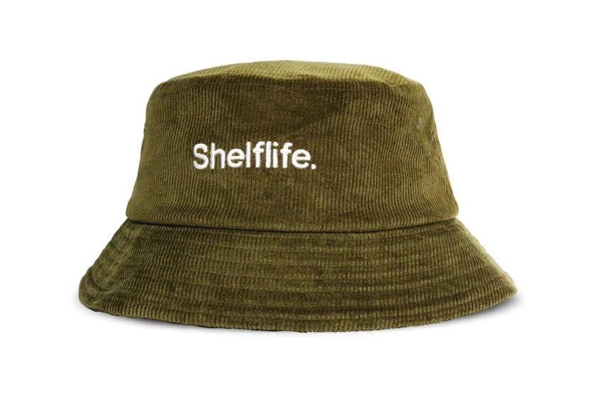 Shelflife Corduroy Bucket Hat