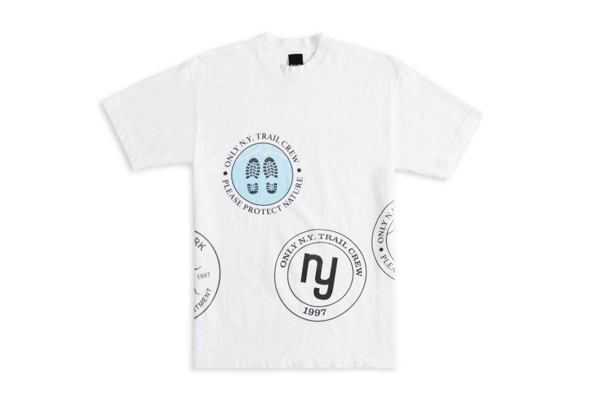 ONLY NY Hiking Patch T-Shirt