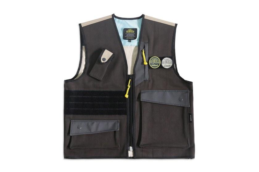 Shelflife x Sealand Utility Vest