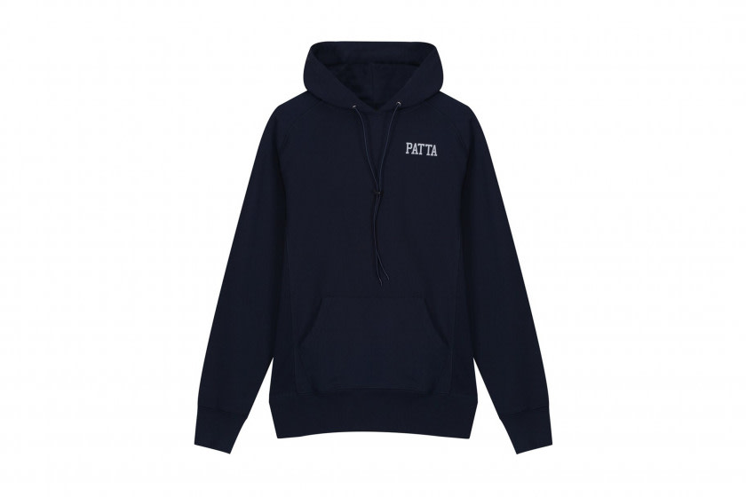 Patta Military Hooded Sweater