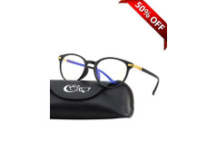 Buy this discounted product CGID CT32 Premium TR90 Frame Blue Light Blocking Glasses,Anti Glare Fatigue Blocking Headaches Eye Strain,Safety Glasses for Computer/Phone/Tablets,KeyHole Flexible Unbreakable Frame,Transparent Lens on Amazon