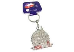 Buy this discounted product British Key Tags Mini London GB Icon Keyrings Gift Souvenir England Key Chains by souvenirz on Amazon