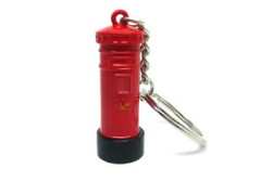 Buy this discounted product London Red POSTBOX Best of British GB Icon Keyrings Gif British Key Tags Mini t London Souvenir England Key Chains by souvenirz on Amazon