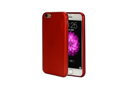 "Buy this discounted product iPhone 6/6s Case, REENUO [Skin Feeling] Full Matte Soft Touch Slim-Fit Flexible TPU Case Apple iPhone 6 & 6S (4.7"") - Red on Amazon"