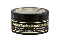 Buy this discounted product Caribbean Breeze Golden Tanning Carrot Cream, 8oz (237 ml) on Amazon