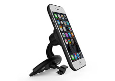Buy this discounted product MEMTEQ Universal Car Mount Holder For CD Slot, 360 Degree Rotatable Car Holder for GPS and Smart Phones including Phone6/6S/7/7S Plus/6 Plus/7 Plus/5/5S/5C/4/4S, HTC, Motorola, Google Nexus, Nokia Lumia and other Smart Phones on Amazon