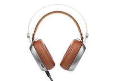 Buy this discounted product Hcman G20 HI-FI Stereo Gaming Headset Headphones Earphones Earbuds with Microphone, In-Line Volume Control, LED Lights for PC Computer Gamers (Brown) on Amazon