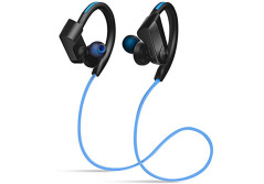 Buy this discounted product Wireless Bluetooth headphones, Gaosa Multipoint Sports Bluetooth Earbuds Noise Canceling Earphones for Sports workout on Amazon