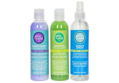 Buy this discounted product All Natural Head Lice Treatment Pack Includes Head Lice Shampoo and Conditioner, Lice Prevention Spray Shield, for Adults and Kids, by Gotcha Covered on Amazon