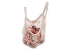 Buy this discounted product Cotton Net Reusable Grocery Bag - Bailuoni on Amazon