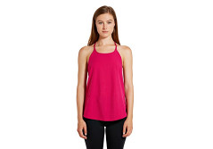 Buy this discounted product etonic Women's VICTORY Loose Tank Top, Berry, X-Small on Amazon