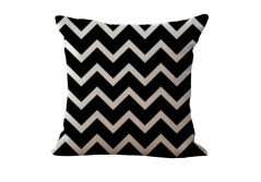 Buy this discounted product Geometric Decorative Throw Pillowcases, ZONK Square Cushion Covers Sofa Office Car Patio Furniture Decor, 18x18 inch, Style 1 on Amazon