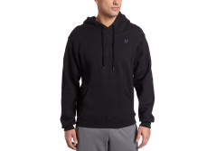 Buy this discounted product FIRM ABS Men's Front Pocket Pullover Hoodie Sweatshirt on Amazon