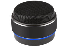 Buy this discounted product Portable Wireless Bluetooth Speaker,Xergur Mini Wireless Stereo Speakers with Hands Free Phone Calling Mic,Micro SD TF Slot for iPhone,iPad,Samsung (Black) on Amazon