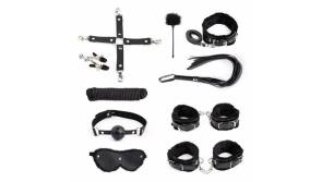 Buy this discounted product Oopsix SM Bed Bondage Restraints Kit Adult Sex Toys... on Amazon