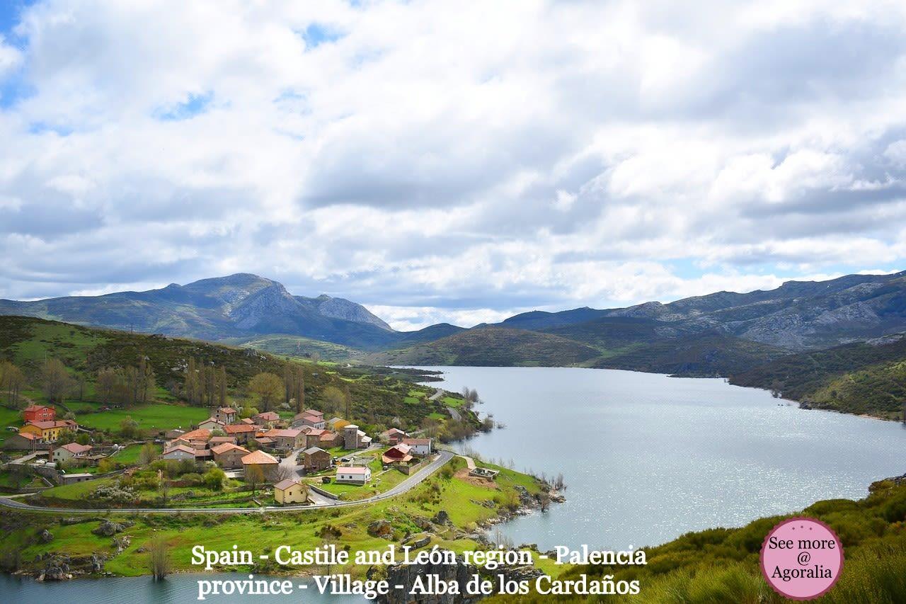 Spain - Castile and León region - Palencia province - Village - Alba de los Cardaños