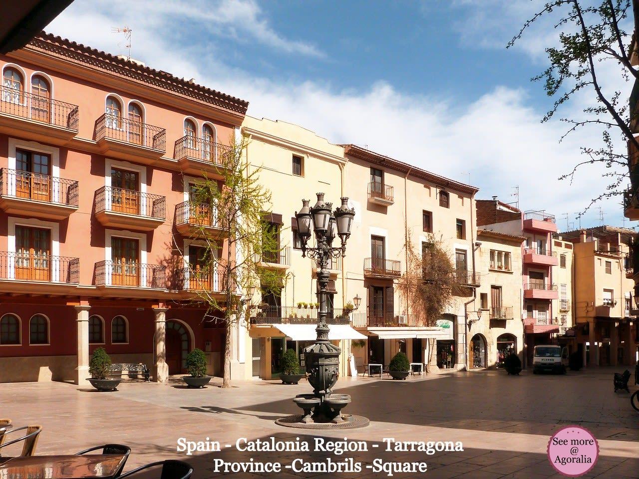 Spain-Catalonia-Region-Tarragona-Province-Village-Siurana
