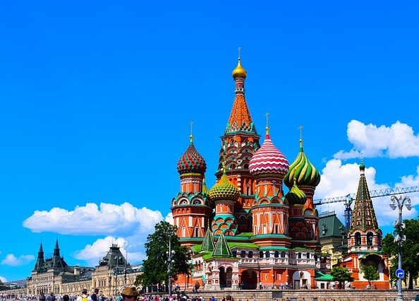 Best 21 Unique reasons for visiting Russia