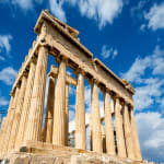 Europe - Greece - Attica - Athens - Parthenon - Acropolis