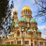Bulgaria-Sofia-city-Church-Alexander-Nevski