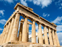 Europe - Greece - Attica - Athens - Parthenon - Acropolis