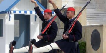 Greece - Attica - Athens - Evzones
