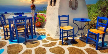 Greece-Crete-Tavern