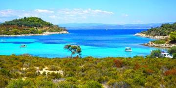 Greece Central Macedonia Region Chalkidiki Sithonia Sea