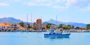 Greece - Attica Region - Saronic Islands - Aegina