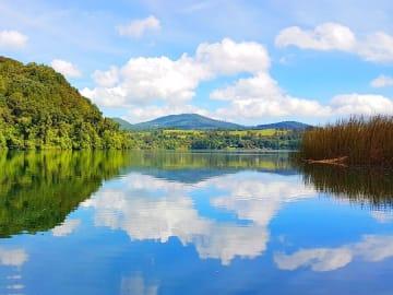 Agoralia-Mexico-Michoacan-State-Salvador-Escalante-Municipality-Lake-Zirahuen