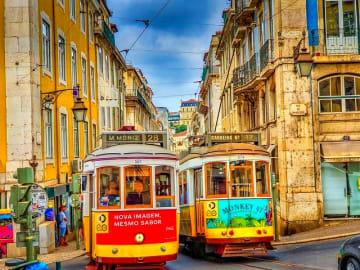 Portugal Lisbon Region Lisbon Tram