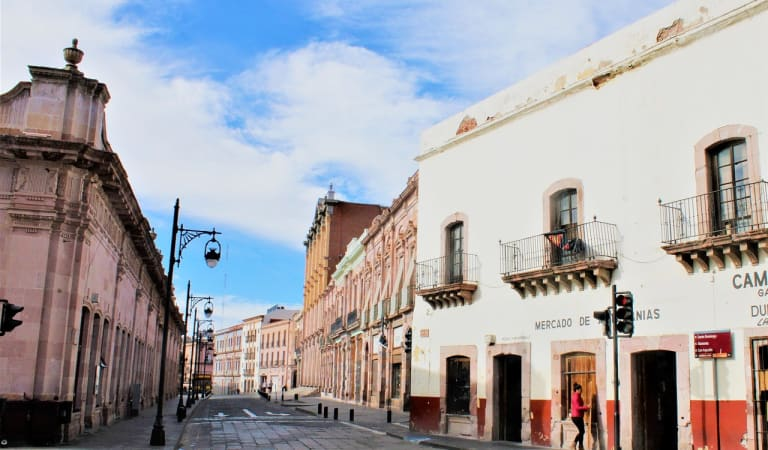 Discover Zacatecas Region from your couch. – Mexico