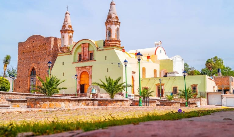 Discover San Luis Potosí state from your couch. – Mexico
