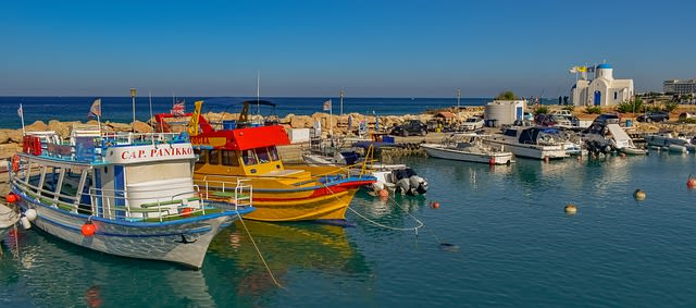 Travel and Discover Cyprus from your couch.