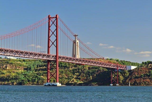 Potugal - Lisbon - 25th-of-april-bridge