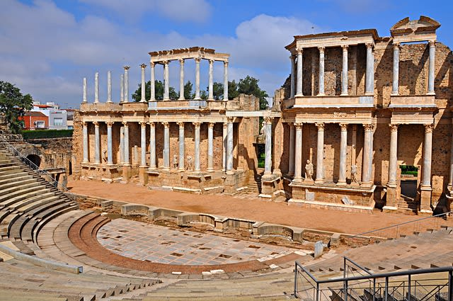Travel and Discover Merida city from your couch. – Extremadura Region – Spain.