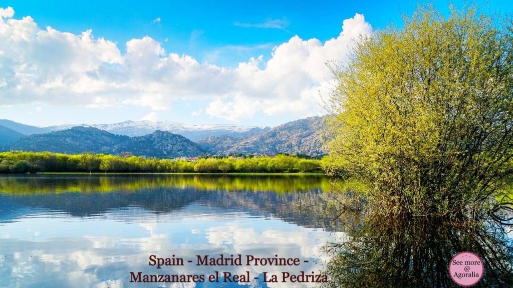 Spain-Madrid-Province-Manzanares-el-Real-La-Pedriza