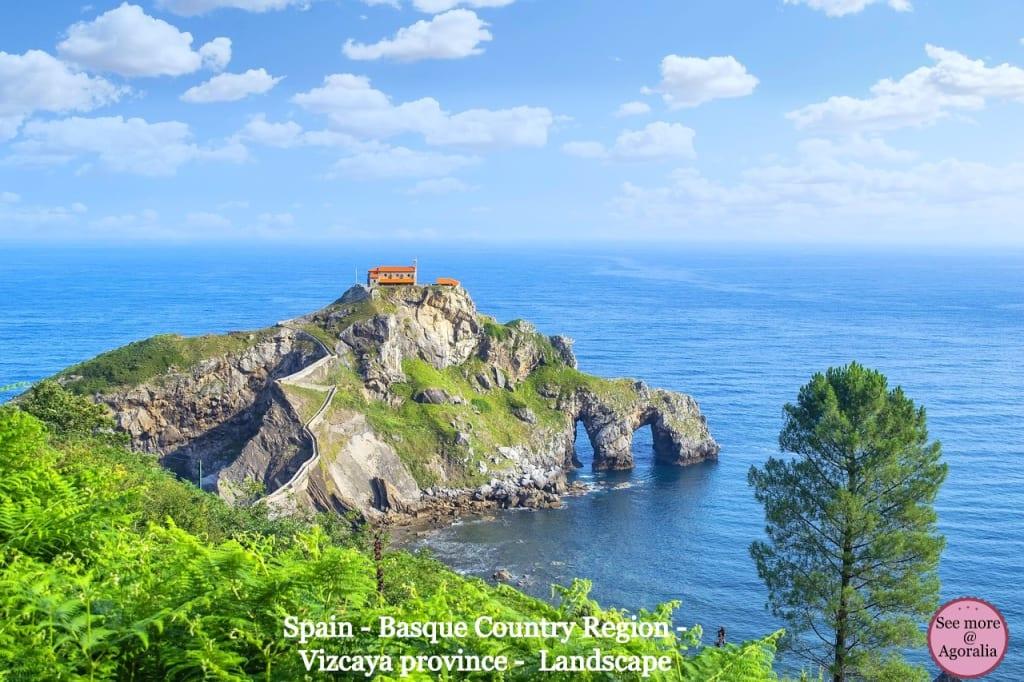 Spain - Basque Country Region - Vizcaya province