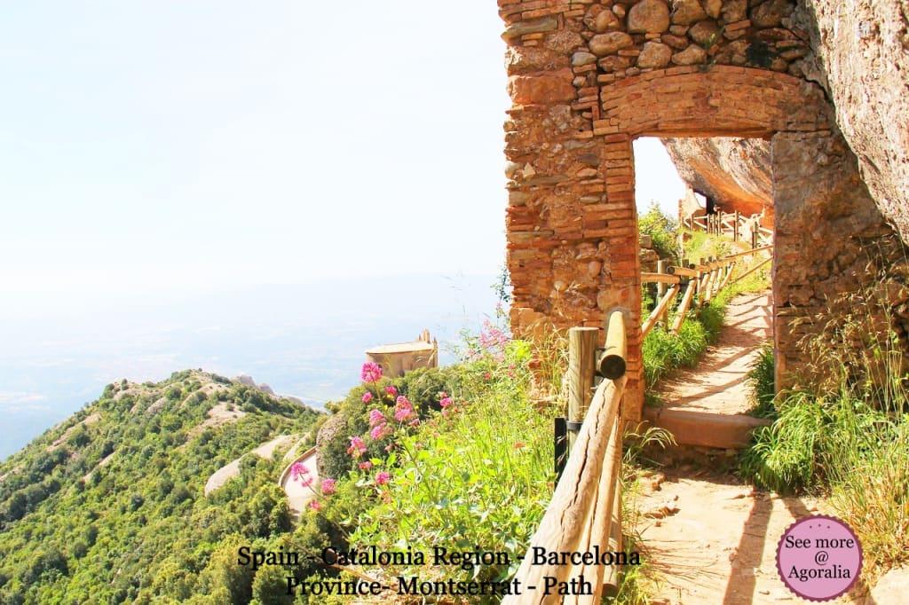 Spain-Catalonia-Region-Barcelona-Province-Montserrat-Path