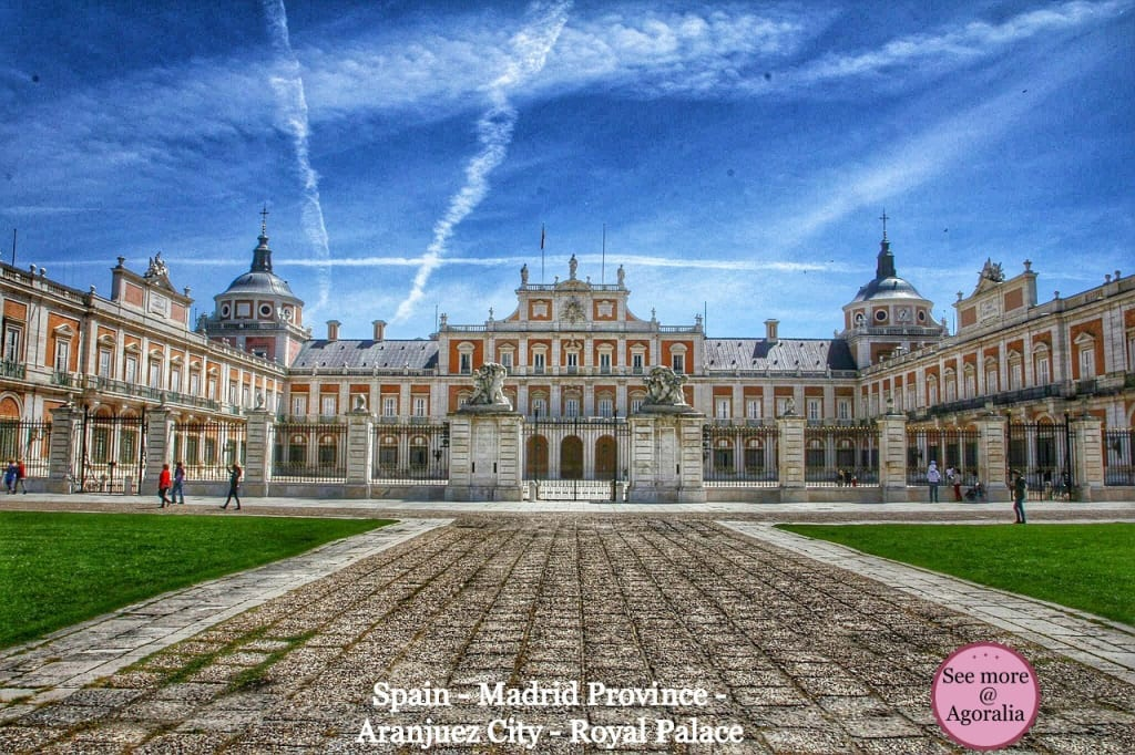 Spain-Madrid-Province-Aranjuez-City-Royal-Palace