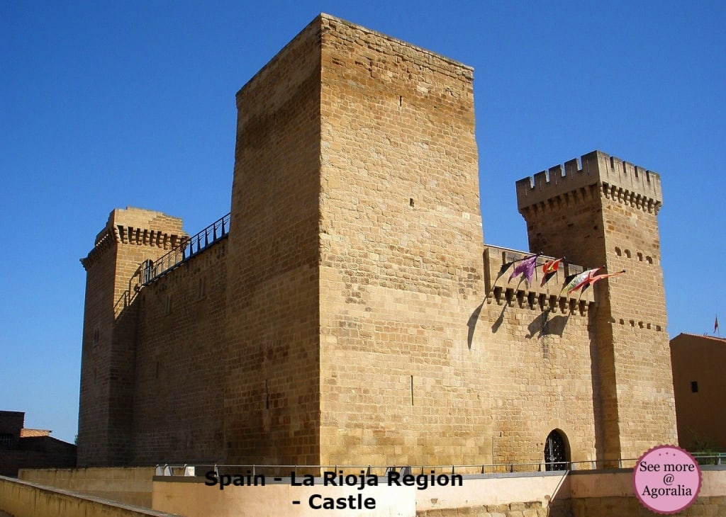 Spain-La-Rioja-Region-Castle
