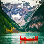 Canada Alberta Province Banff National Park Lake Louise