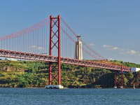 Potugal - Lisbon - 25th-of-april-bridge