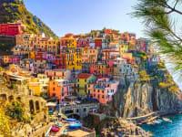 Italy Liguria Region La Spezia Province Cinque Terre