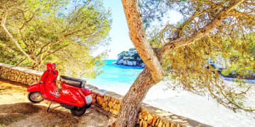 Spain - Balearic Islands - Mallorca - Beach - Cala Santanyi
