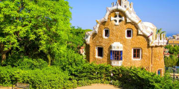 Spain-Catalonia-Region-Barcelona-Province-Barcelona-City-Gaudi-Guell-Park