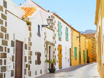 Spain - Canary Islands - Gran Canaria Island - Village - Aguimes