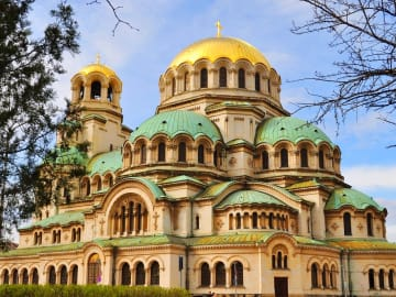 Bulgaria-Sofia-city-Church-Alexander-Nevski