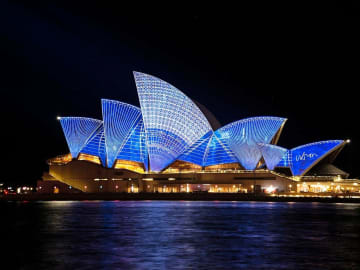 Australia New South Wales Region Sydney city Opera House